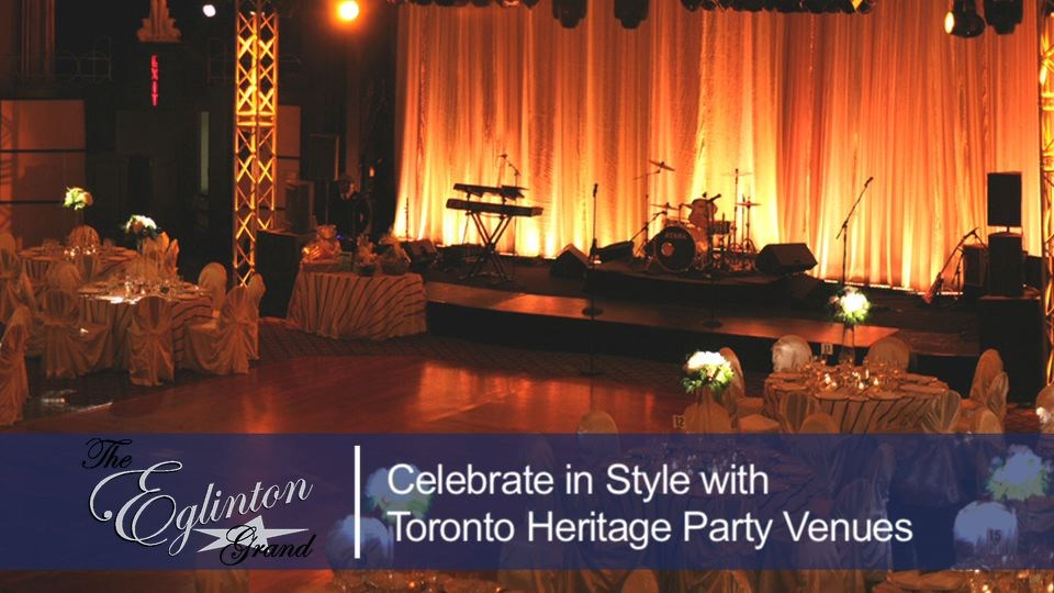 Celebrate in Style with Toronto Heritage Party Venues torontoheritagepartyvenue